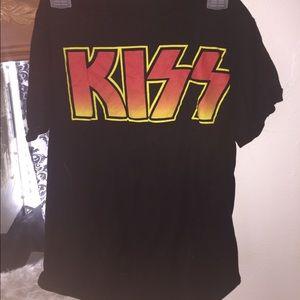 Tops - KISS shirt. Brand NEW!
